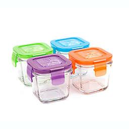 Wean Green® 4 oz. Garden Pack Wean Cubes in Assorted Colors (Set of 4)