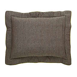 Harley Pillow Sham in Dark Green