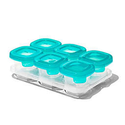 OXO Tot® Silicone Baby Food Storage Blocks in Teal