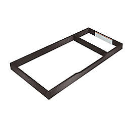 Sorelle Universal Changing Topper in Espresso