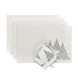 Silver Forest Placemat
