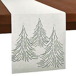 Silver Forest Table Runner
