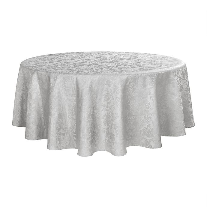 Alternate image 1 for Holiday Medley Round Tablecloth