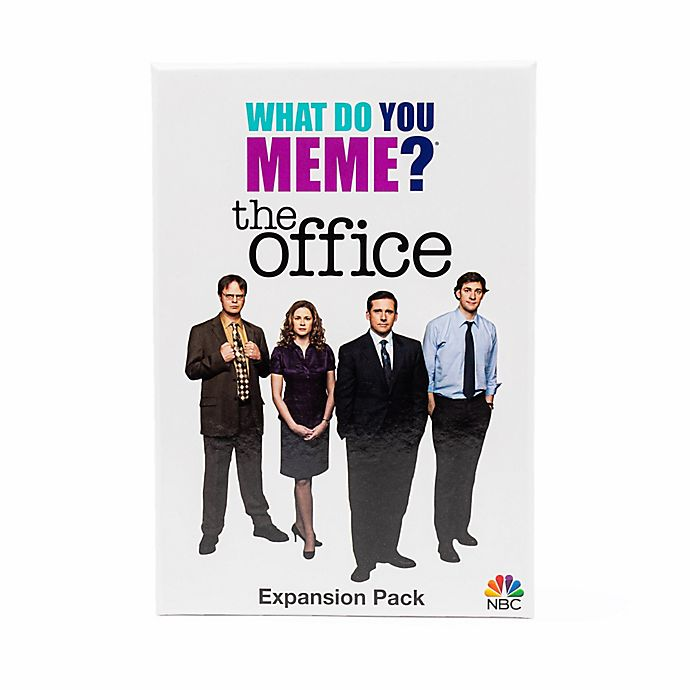 Alternate image 1 for What Do You Meme? The Office Expansion Pack