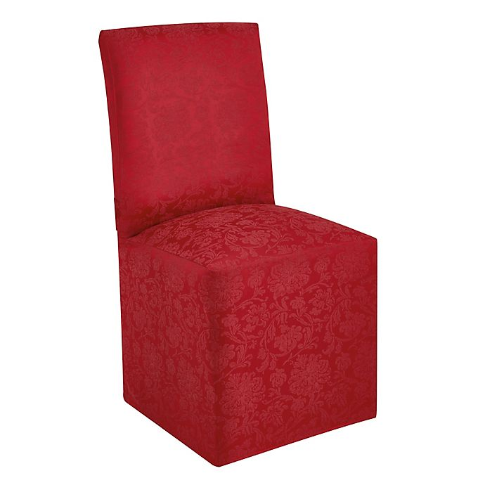 Alternate image 1 for Holiday Medley Christmas Dining Chair Cover