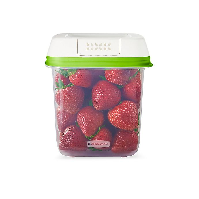Alternate image 1 for Rubbermaid® Freshworks™ Produce Saver in Clear