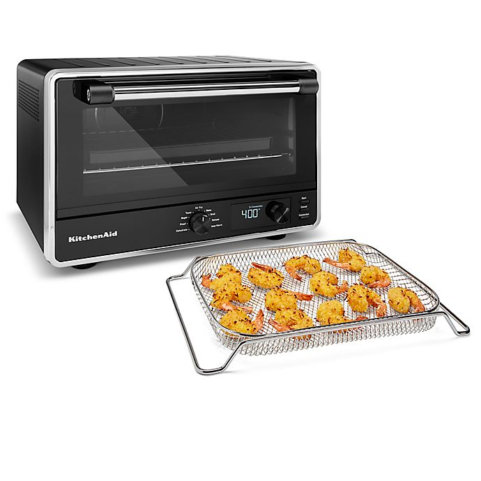 Alternate image 1 for KitchenAid® Digital Countertop Oven with Air Fry in Black