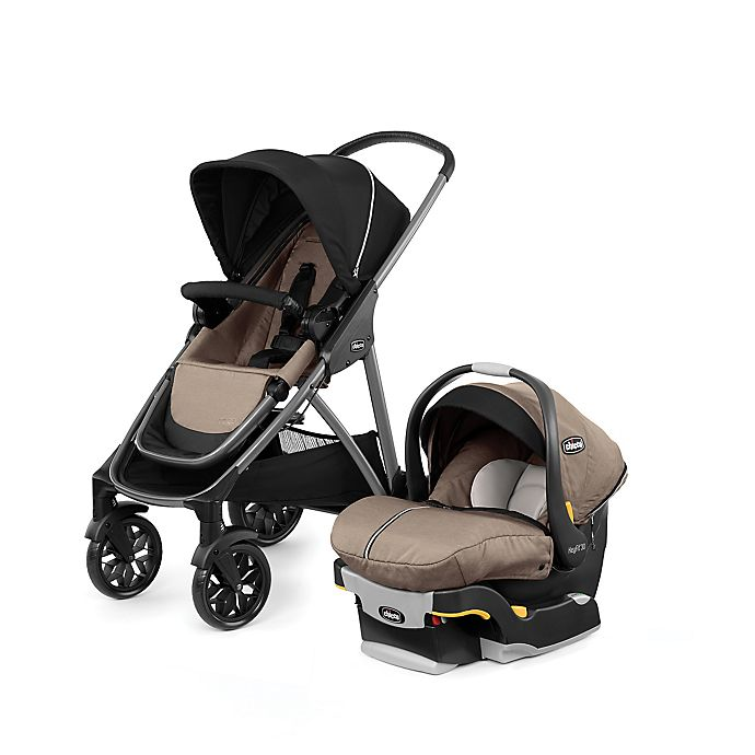 Alternate image 1 for Chicco® Corso Modular Travel System in Hazelwood