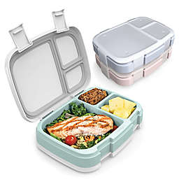 bentgo® Fresh 39.8 oz. 6-Piece 3-Meal Prep Pack