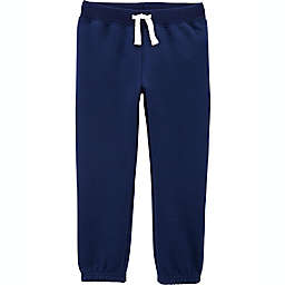 carter's® Knit Jogger Pant in Navy