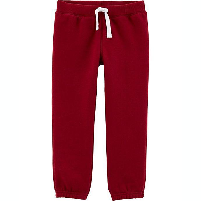 Alternate image 1 for carter's® Fleece Pant