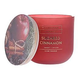 Heirloom Home Sugared Cinnamon 14 oz. Jar Candle