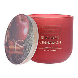 Heirloom Home™ Sugared Cinnamon 14 oz. Jar Candle