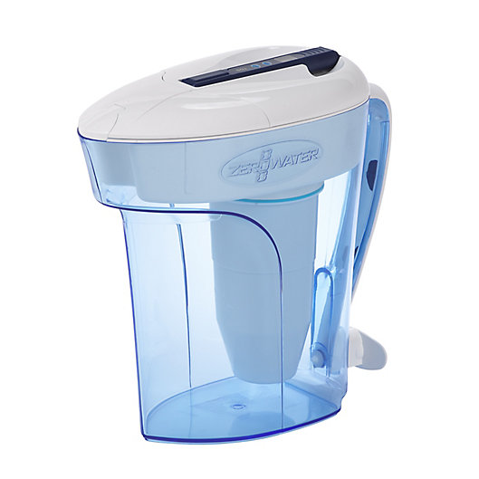 Alternate image 1 for ZeroWater 12-Cup Ready Pour Pitcher