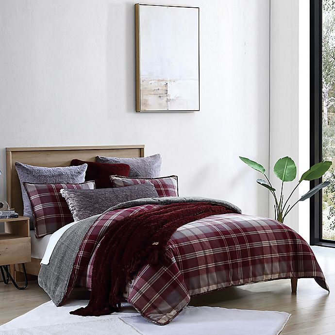 Alternate image 1 for UGG® Beacon 3-Piece Comforter Set