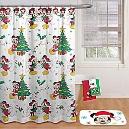 Disney® 72-Inch x 72-Inch Fa La La Shower Curtain with Hooks