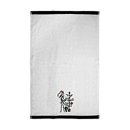 Disney® The Nightmare Before Christmas Hand Towel in White