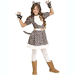 Leopard Child's Halloween Costume