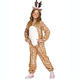 Deer Jumpsuit Child's Halloween Costume