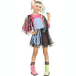 Roller Derby Rascal Child's Halloween Costume