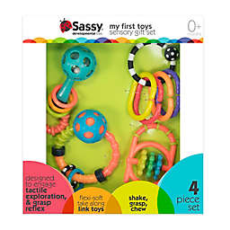 Sassy® 5-Piece My First Toys Gift Set