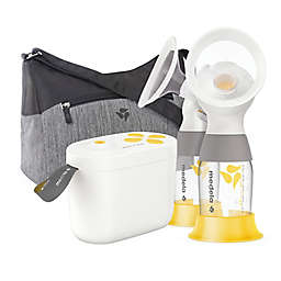 Medela® Pump in Style® Breast Pump with MaxFlow™ and PersonalFit Flex™ Breast Shields