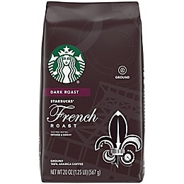 Starbucks® French Roast Ground Coffee