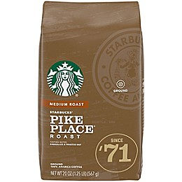Starbucks® Pike Place® Ground Coffee
