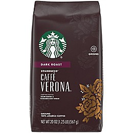 Starbucks® Caffé Verona Ground Coffee