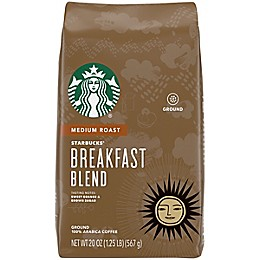 Starbucks® Breakfast Blend Ground Coffee