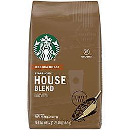 Starbucks® 20 oz. House Blend Ground Coffee