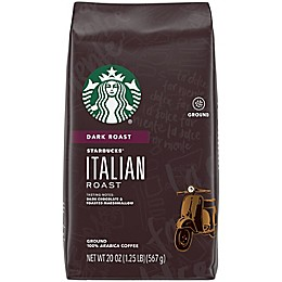 Starbucks® 20 oz. Italian Ground Coffee