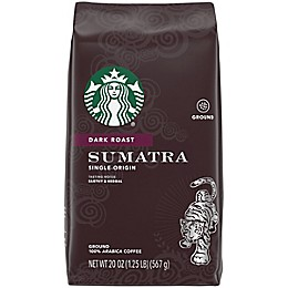 Starbucks® Sumatra Ground Coffee