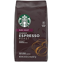 Starbucks® 20 oz. Espresso Whole Bean Coffee