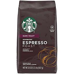 Starbucks® 20 oz. Espresso Whole Bean Coffee