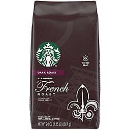 Starbucks® 20 oz. French Roast Whole Bean Coffee