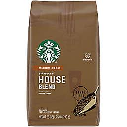 Starbucks® 28 oz. House Blend Ground Coffee