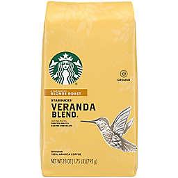 Starbucks® 28 oz. Veranda Ground Coffee