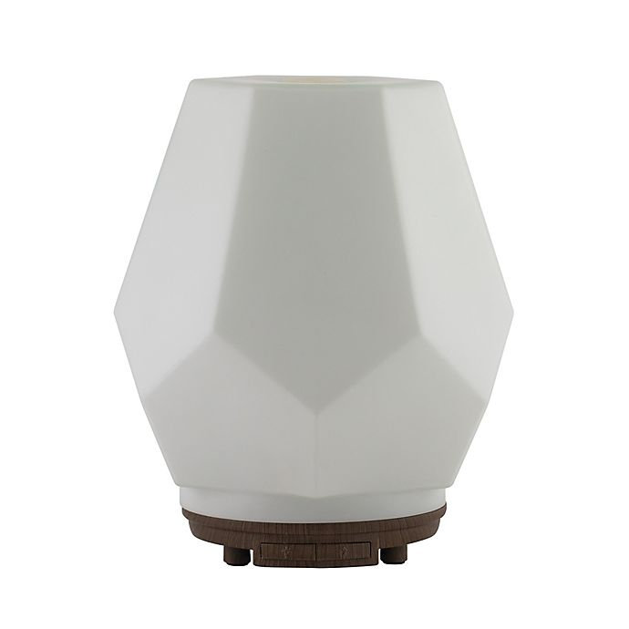 Alternate image 1 for SpaRoom® CrystalAir Glass Essential Oil Diffuser