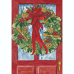 Red Door Wreath 3-Count Scented Sachet Pack
