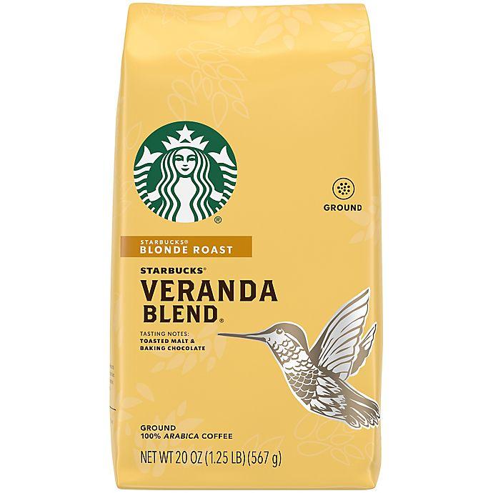 Alternate image 1 for Starbucks® 20 oz. Veranda Ground Coffee
