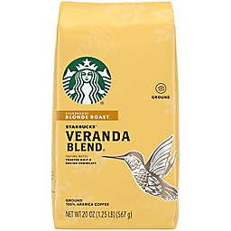 Starbucks® Veranda Ground Coffee