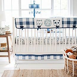 My Baby Sam Animal Parade Nursery Bedding Collection