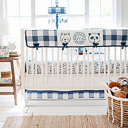 My Baby Sam Animal Parade Nursery Bedding Collection
