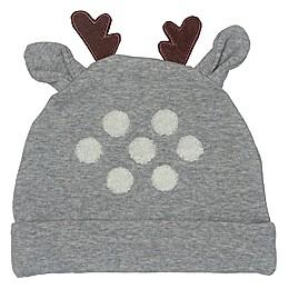 So' Dorable Reindeer Hat in Grey