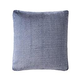UGG® Dawson Faux Fur Square Throw Pillow