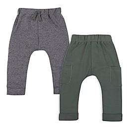 Lamaze® 2-Pack Organic Cotton Joggers in Grey