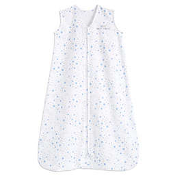 HALO® SleepSack® Small Moons Wearable Blanket in Blue
