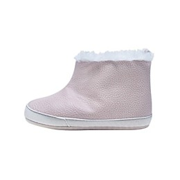 ro + me by Robeez® Ryan Cozie Boot in Pink