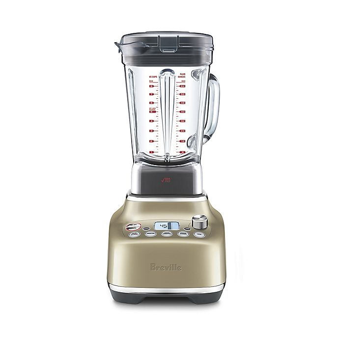 Alternate image 1 for Breville® The Super Q Stainless Steel Commercial Grade Blender in
